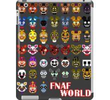 FNAF World iPad Case/Skin