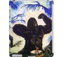 King Kong iPad Case/Skin