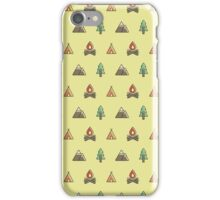 Summer Camp iPhone Case/Skin