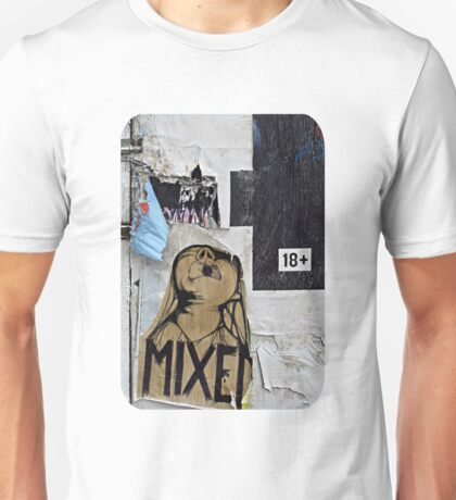 Mixed Emotions Unisex T-Shirt