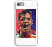 Alexis Sanchez & Mesut Ozil  iPhone Case/Skin
