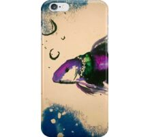 Say No to Sushi iPhone Case/Skin