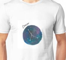 cancer galaxy  Unisex T-Shirt