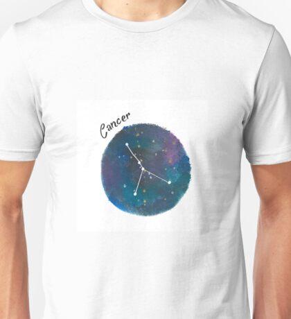 cancer galaxy  Unisex T-Shirt