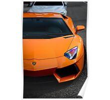Not a Lamborghini Aventador :) Poster