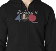 Shakespeare 400 Zipped Hoodie