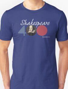 Shakespeare 400 Unisex T-Shirt