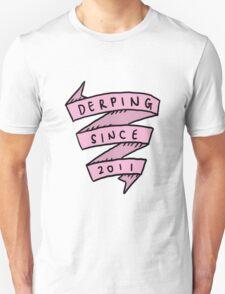 5 Seconds of Summer - Derping Since 2011 Unisex T-Shirt