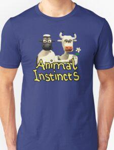 Animal Instincts Unisex T-Shirt