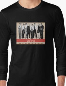 The West Wing Retro Poster Long Sleeve T-Shirt