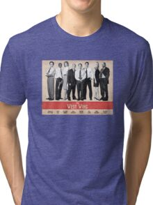The West Wing Retro Poster Tri-blend T-Shirt