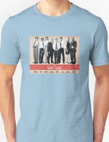 The West Wing Retro Poster Unisex T-Shirt