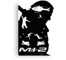Mission: Impossible 2 Canvas Print