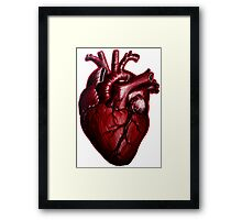 The Valentine Framed Print