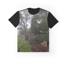 A Very Misty, Sultry Morning 'Arilka', Mount Pleasant. Adelaide Hills. S.A.  Graphic T-Shirt
