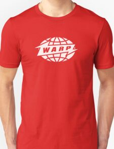 Record Label 6 (white) T-Shirt