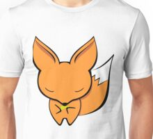 The fox and the gold pan flute Unisex T-Shirt