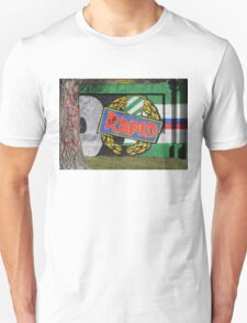 Graffiti Rapid Wien Unisex T-Shirt