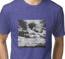 Stark Constrast Tri-blend T-Shirt