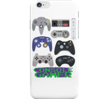 Console Gamer iPhone Case/Skin