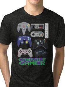 Console Gamer Tri-blend T-Shirt