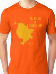 FFXIV - Fat Chocobo Problems Unisex T-Shirt