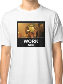 WORK 'Work' ft. Rihanna & WC3 Classic T-Shirt