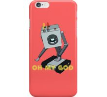 Rick and Morty // Butter Robot iPhone Case/Skin