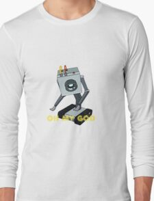 Rick and Morty // Butter Robot Long Sleeve T-Shirt