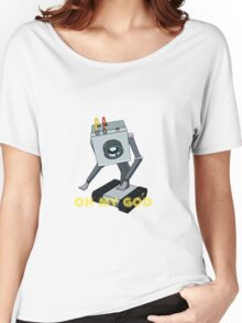 Rick and Morty // Butter Robot Women's Relaxed Fit T-Shirt