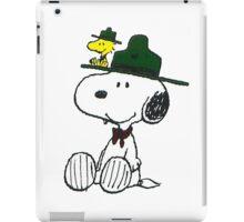 Snoopy - Penuts iPad Case/Skin