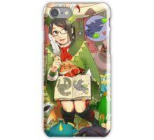 Guildmarm's Daydreams iPhone Case/Skin