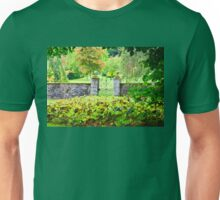 Leith Hall Gardens (Huntly, Aberdeenshire, Scotland) Unisex T-Shirt
