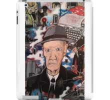 William S. Burroughs. Naked Lunch iPad Case/Skin