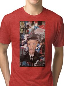 William S. Burroughs. Naked Lunch Tri-blend T-Shirt