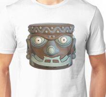 Xtapolapocetl -- Olmec Head Unisex T-Shirt
