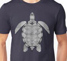 Geometric Turtle Unisex T-Shirt