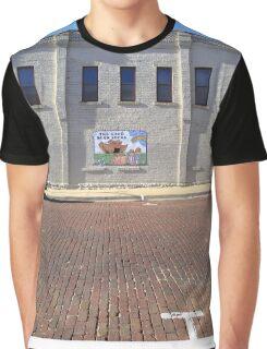 Hays, Kansas - Cobblestones Graphic T-Shirt