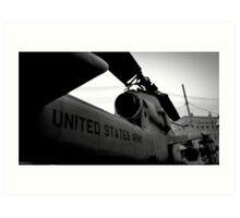 US Army Art Print