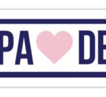 Brandy Melville Kappa Delta Sticker