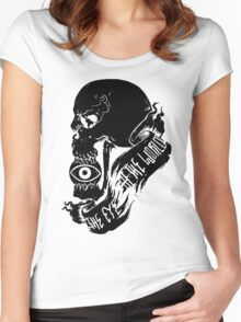 The Eye Of The World Women's Fitted Scoop T-Shirt