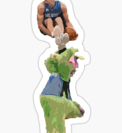 Aaron Gordon Dunk  Sticker