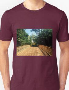 Central Park Bridge  Unisex T-Shirt