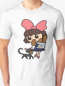 Kiki and Jiji Bread Shopping Unisex T-Shirt