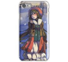 Winter Holly iPhone Case/Skin