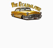 1955 Buick Roadmaster - Yellow 5 Unisex T-Shirt