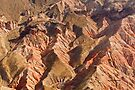 Red Rocks - Grand Canyon by Yannik Hay