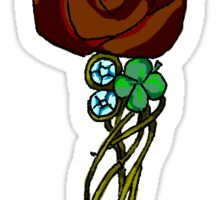 The Magician's Rose Sticker
