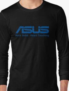 asus rock retro Long Sleeve T-Shirt