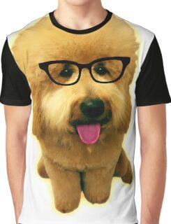 Precious Goldendoodle puppy! Graphic T-Shirt